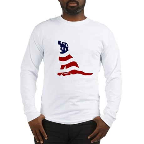 Patriot Lab - Long Sleeve T-Shirt