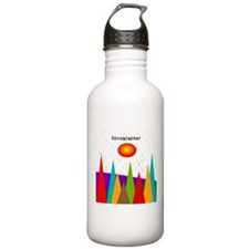 Sonographer Water Bottle