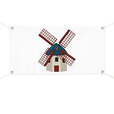 Windmill Banner