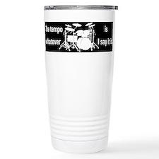 Cute Drummers Travel Mug