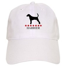 Harrier (red stars) Baseball Cap