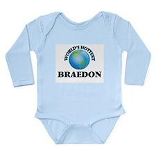 World's Hottest Braedon Body Suit
