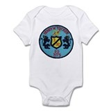 USS HENRY W. TUCKER Infant Bodysuit