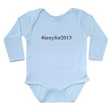 Long Sleeve Infant Body Suit