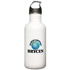 World's Hottest Brycen Water Bottle