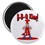 B-B-Q King Magnet