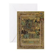Book of Kells Greeting Cards (10)