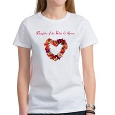 Daughter of the Bride & Groom Tee