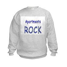 Apartments Rock Sweatshirt