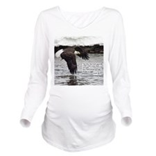 Wings of Eagles with Isaiah 40:31 Long Sleeve Mate