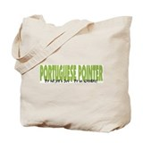 Portuguese Pointer ADVENTURE Tote Bag
