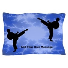Karate Pillow Case