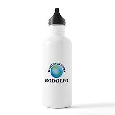 World's Hottest Rodolf Water Bottle