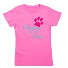 Puppy Love Girl's Tee