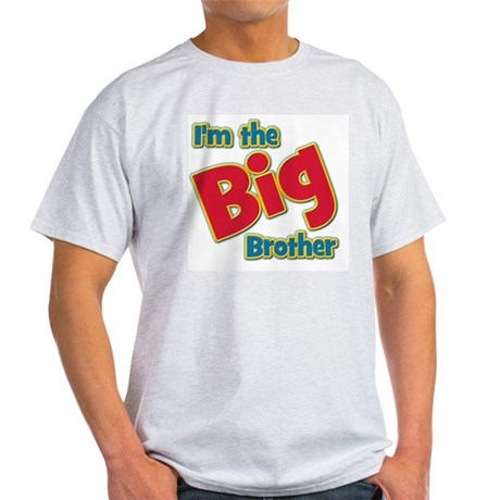 T I'm the Big Brother Light T-Shirt