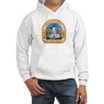 Kalawao County Sheriff Hooded Sweatshirt