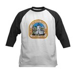 Kalawao County Sheriff Kids Baseball Jersey