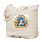 Kalawao County Sheriff Tote Bag