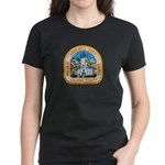 Kalawao County Sheriff Women's Dark T-Shirt