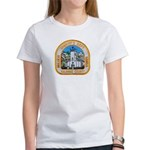 Kalawao County Sheriff Women's T-Shirt