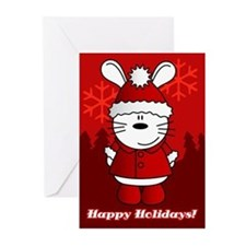 Cute Pet lover Greeting Cards (Pk of 20)