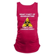 Quarantine Maternity Tank Top