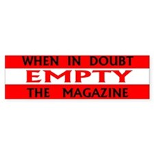 Empty the Magazine