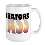 Crane Operators Kick Ass Mug