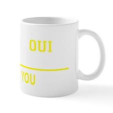 Unique Oui Mug