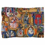 Medieval Illuminations Pillow Sham