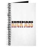 Comedians Kick Ass Journal