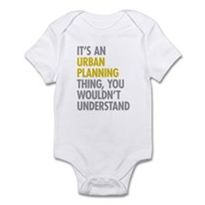 Urban Planning Thing Onesie