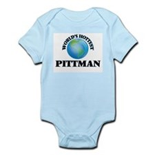 World's hottest Pittman Body Suit