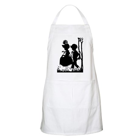 Young Love BBQ Apron
