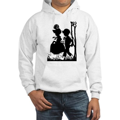 Young Love Hooded Sweatshirt