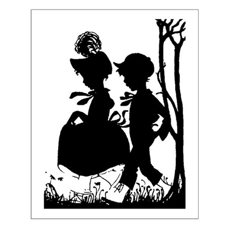 Young Love Small Poster