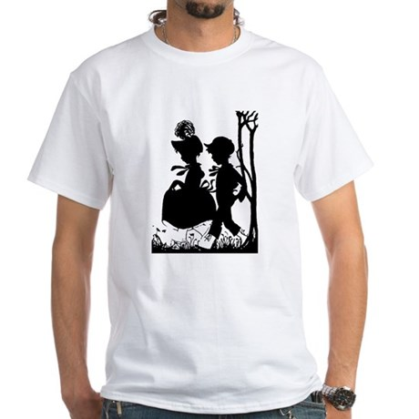 Young Love White T-Shirt