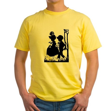 Young Love Yellow T-Shirt