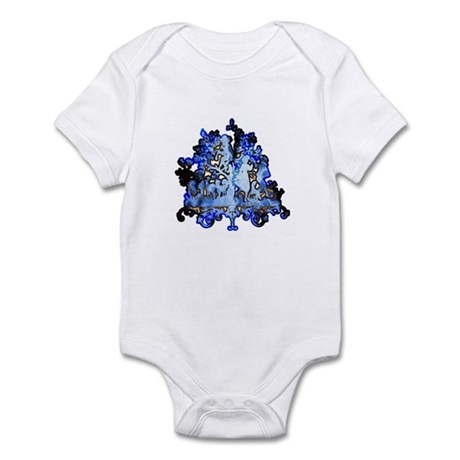 Dance to the Piper Infant Bodysuit