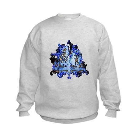 Dance to the Piper Kids Sweatshirt