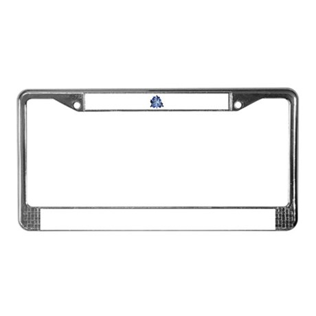 Dance to the Piper License Plate Frame