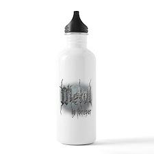 Metal 2 Water Bottle