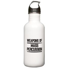 Weapons of Mass Percus Water Bottle