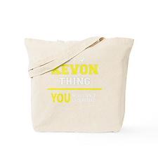Cute Kevon Tote Bag