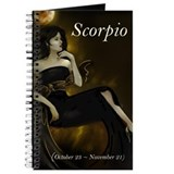 Goddess Scorpio Journal