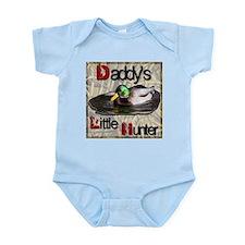 Daddy's Little Hunter Infant Bodysuit