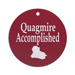 Iraq: Quagmire Accomplished (Ornament)