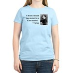 Nietzsche 12 Women's Light T-Shirt