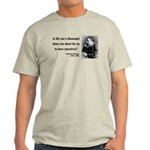Nietzsche 12 Light T-Shirt
