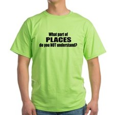 Places T-Shirt